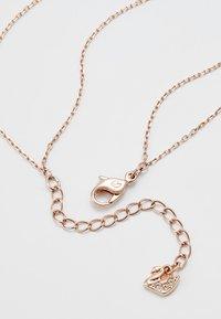 Swarovski - GINGER PENDANT LAYER  - Necklace - rosegold-coloured - 2