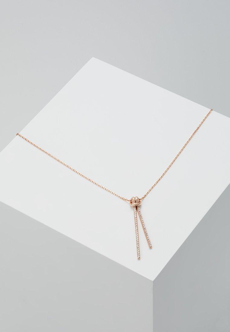 Swarovski - LIFELONG PENDANT - Halskette - rosegold-coloured
