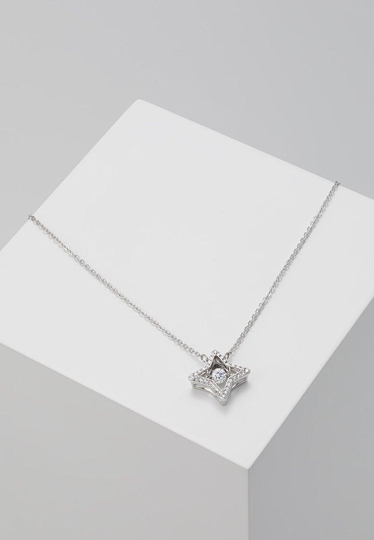 Swarovski - SPARKLING PENDANT STAR  - Halskette - crystal white