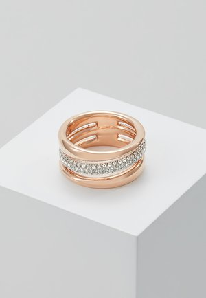 EXACT - Ring - rosegold-coloured