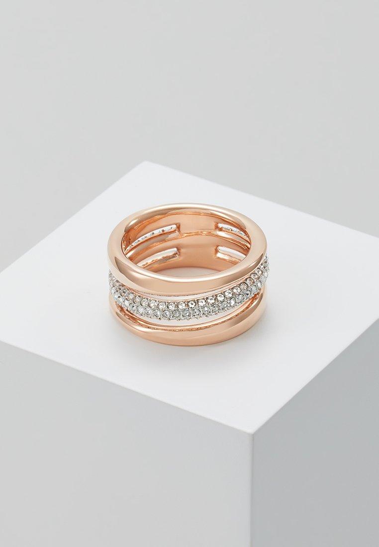 Swarovski - EXACT - Ring - rosegold-coloured