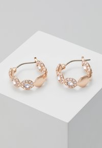 Swarovski - ANGELIC HOOP - Örhänge - rosegold-coloured - 0