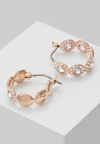 Swarovski - ANGELIC HOOP - Örhänge - rosegold-coloured - 2