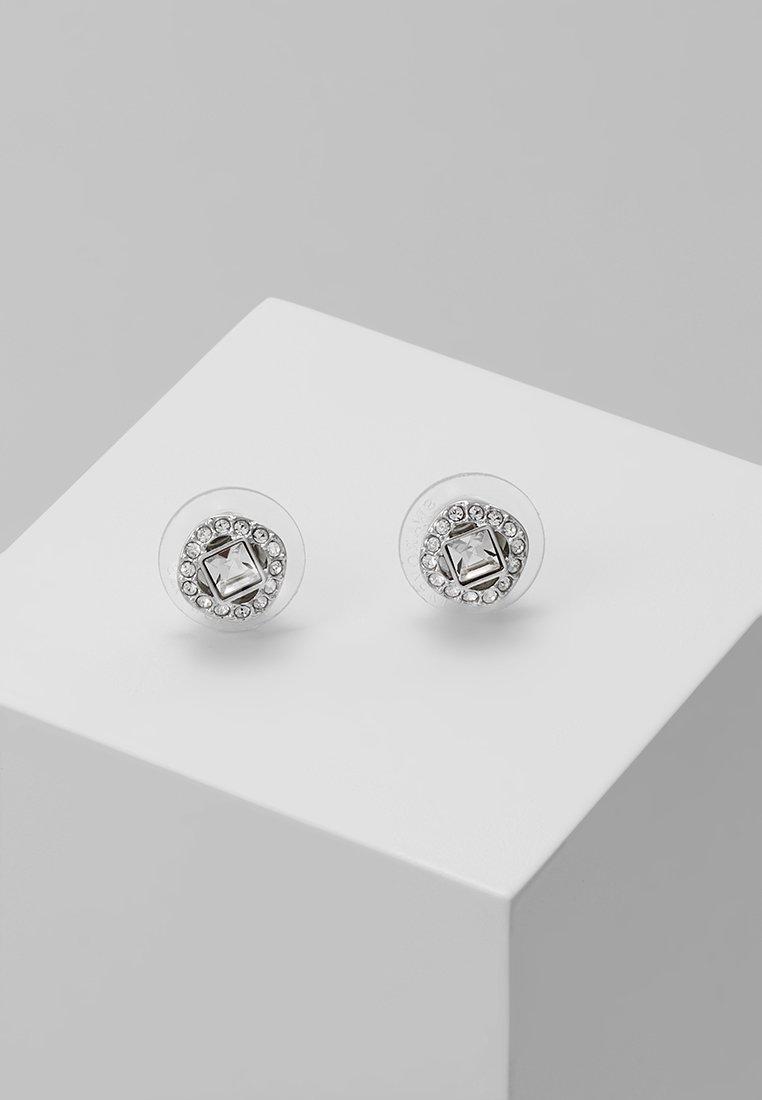 Swarovski - ANGELIC SQUARE - Earrings - white