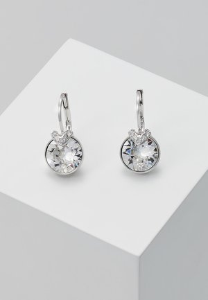 BELLA - Boucles d'oreilles - silver-coloured