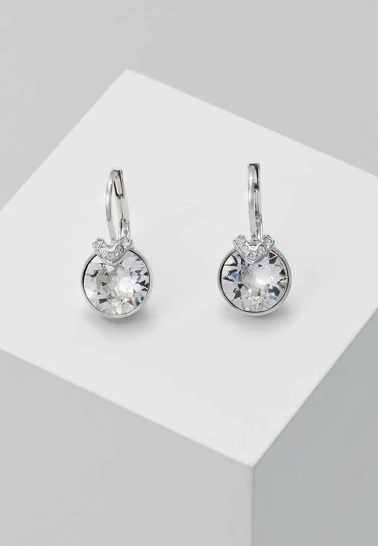 Swarovski - BELLA - Boucles d'oreilles - silver-coloured