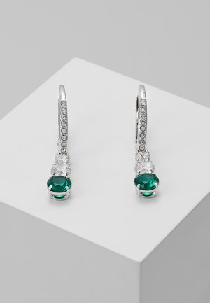 ATTRACT TRILOGY - Boucles d'oreilles - green