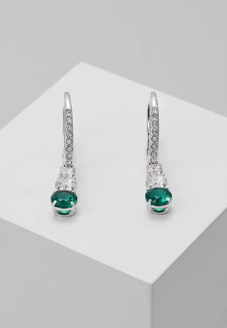 Swarovski - ATTRACT TRILOGY - Earrings - green