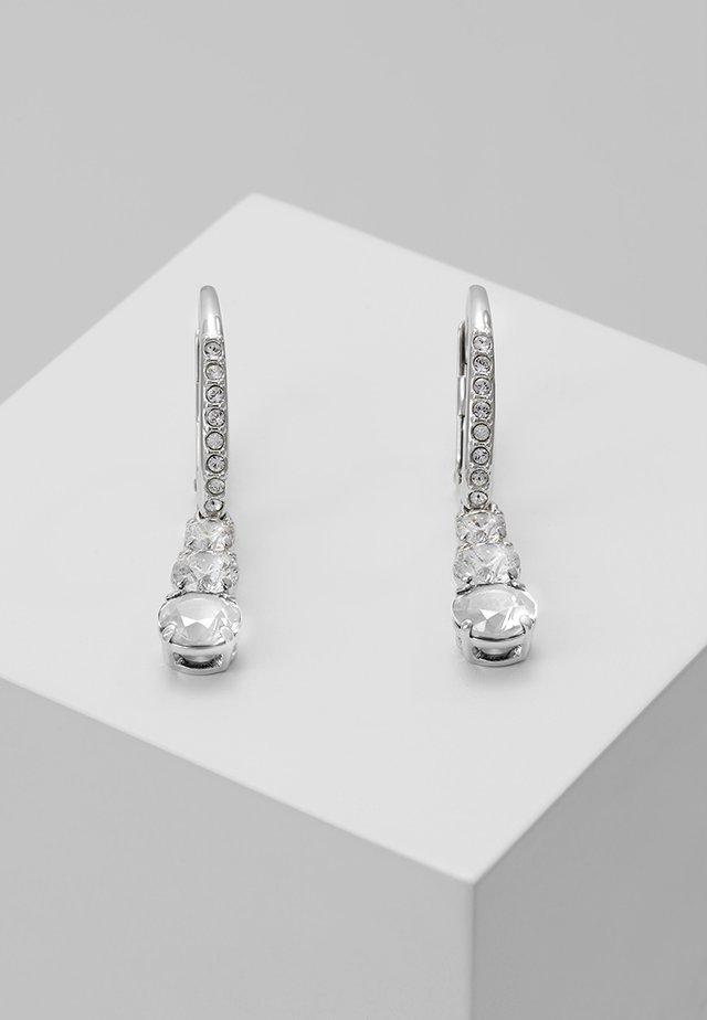 ATTRACT TRILOGY - Orecchini - silver-coloured