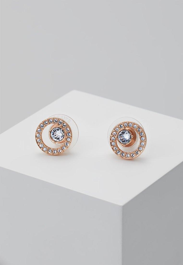 Swarovski - CREATIVITY SMALL - Earrings - gold-coloured