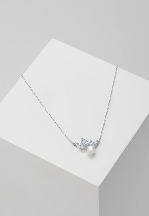 LOUISON PENDANT - Necklace - silver-coloured