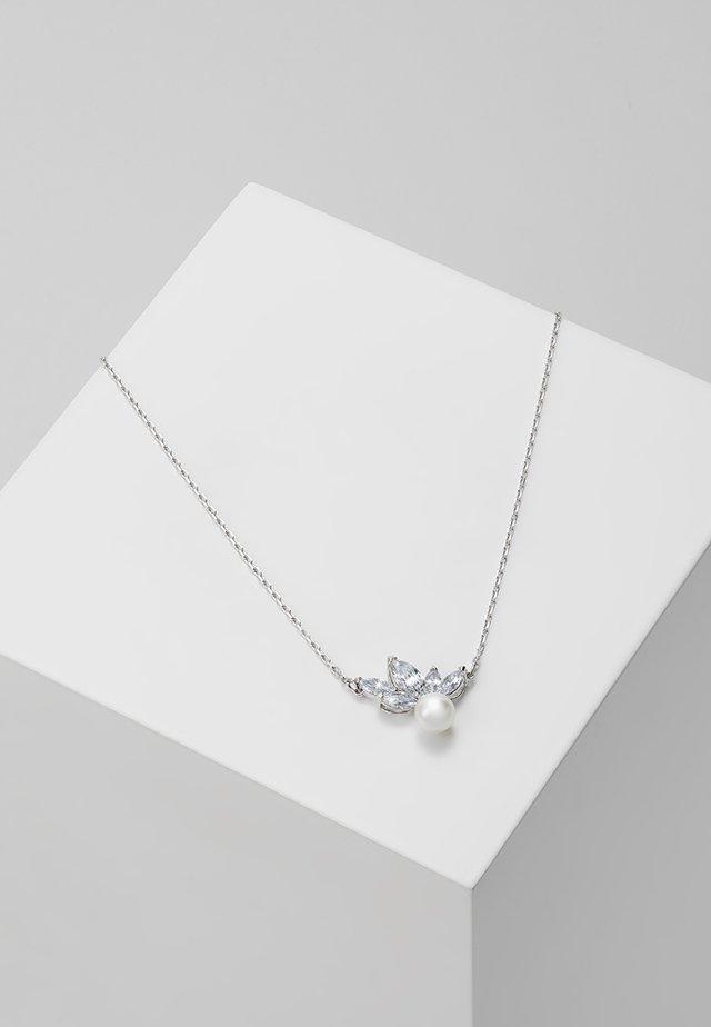 LOUISON PENDANT - Necklace - silver-coloured