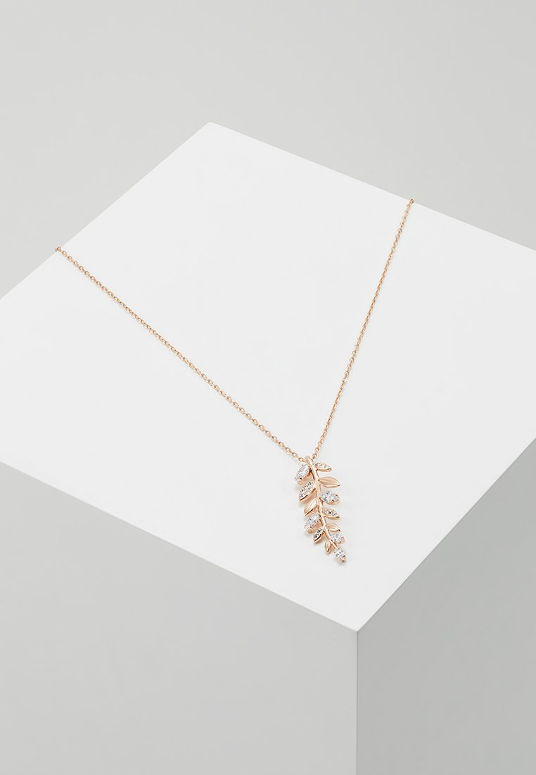 Swarovski - MAYFLY PENDANT - Necklace - white