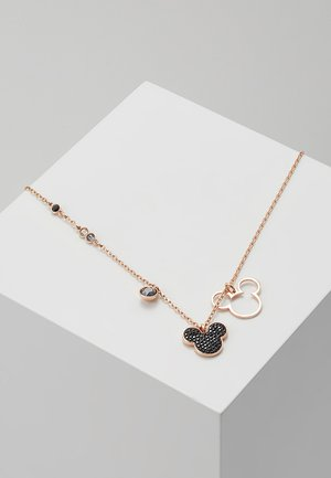 MICKEY MINNIE PENDANT MICKEY - Necklace - dark multicolor