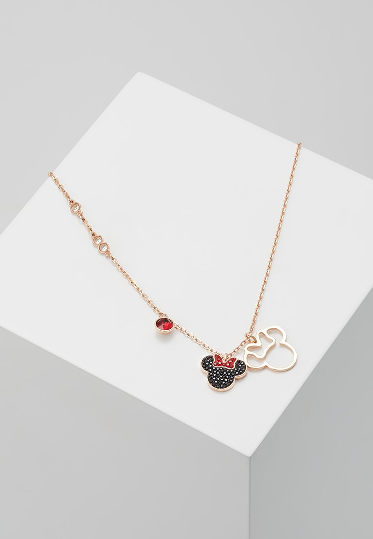 Swarovski - MICKEY MINNIE PENDANT MINNIE - Necklace - dark multicolor