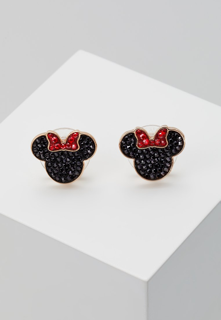 Swarovski - MICKEY MINNIE MINNIE - Ohrringe - black