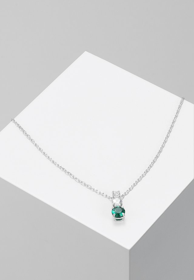 ATTRACT TRILOGY PENDANT - Necklace - emerald
