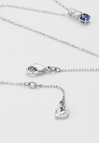 Swarovski - ATTRACT TRILOGY PENDANT - Necklace - sapphire dark - 2