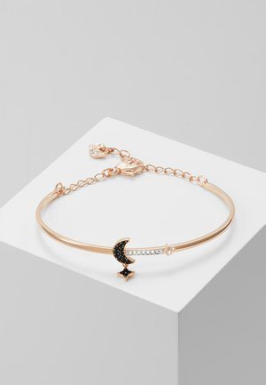 DUO BANGLE MOON - Armband - jet