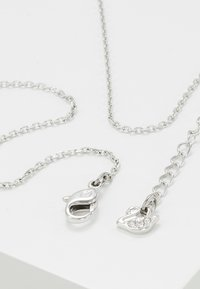 Swarovski - LIFELONG BOW NECKLACE - Náhrdelník - silver-coloured - 2