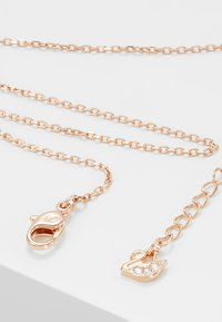 Swarovski - LIFELONG BOW PENDANT CRY MIX - Necklace - rose gold-coloured - 2