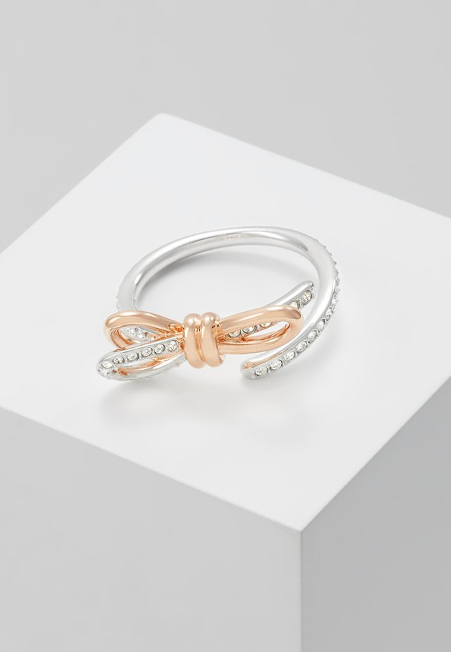 LIFELONG BOW - Ring - rose gold-coloured