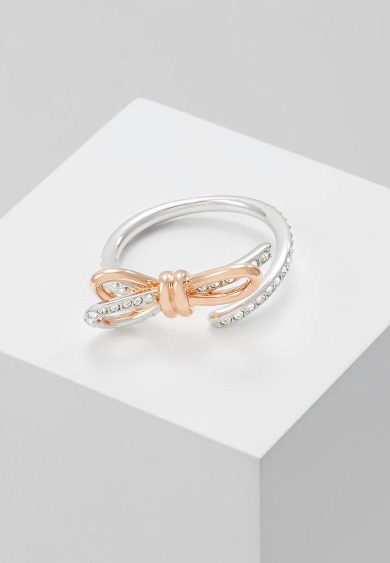 Swarovski - LIFELONG BOW - Bague - rose gold-coloured