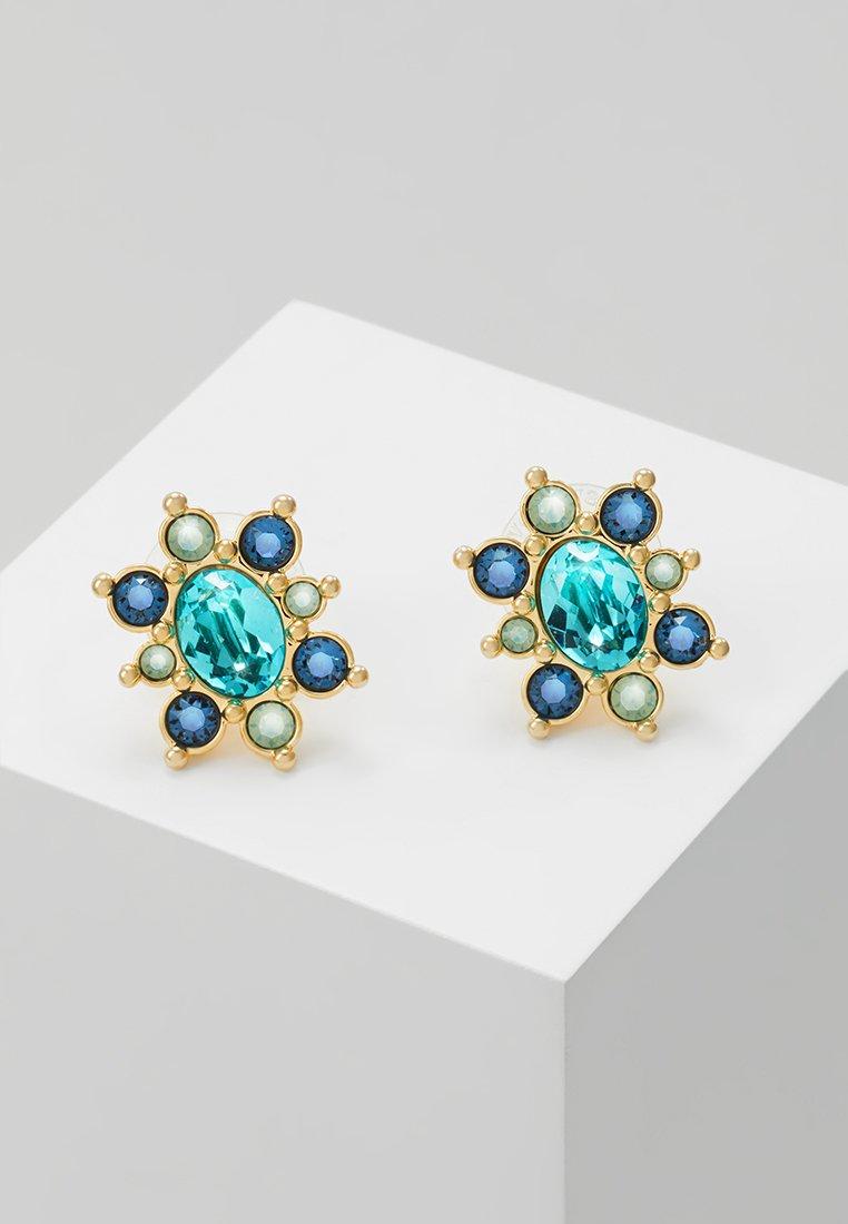 Swarovski - LUCKY STUD - Earrings - light multicolor