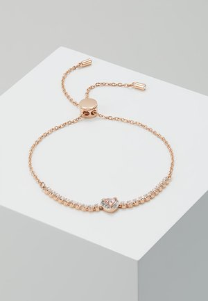 ONE BRACELET SUBTLE - Armbånd - fancy morganite