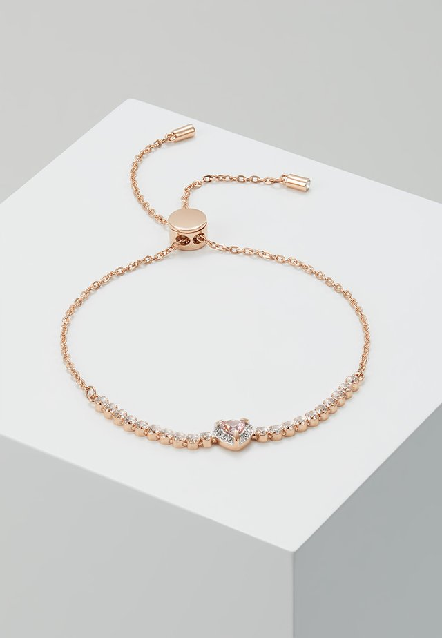 ONE BRACELET SUBTLE - Bransoletka - fancy morganite