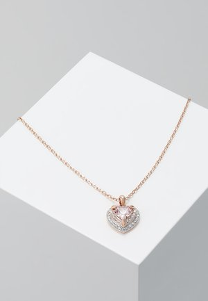ONE PENDANT - Ketting - fancy morganite