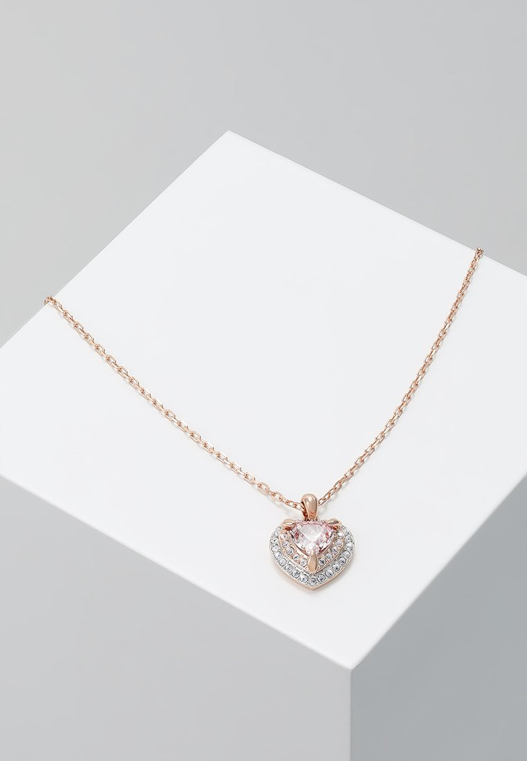Swarovski - ONE PENDANT - Necklace - fancy morganite