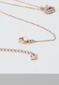 Swarovski - ONE PENDANT - Necklace - fancy morganite - 2