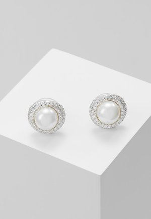 ORIGINALLY STUD - Boucles d'oreilles - white