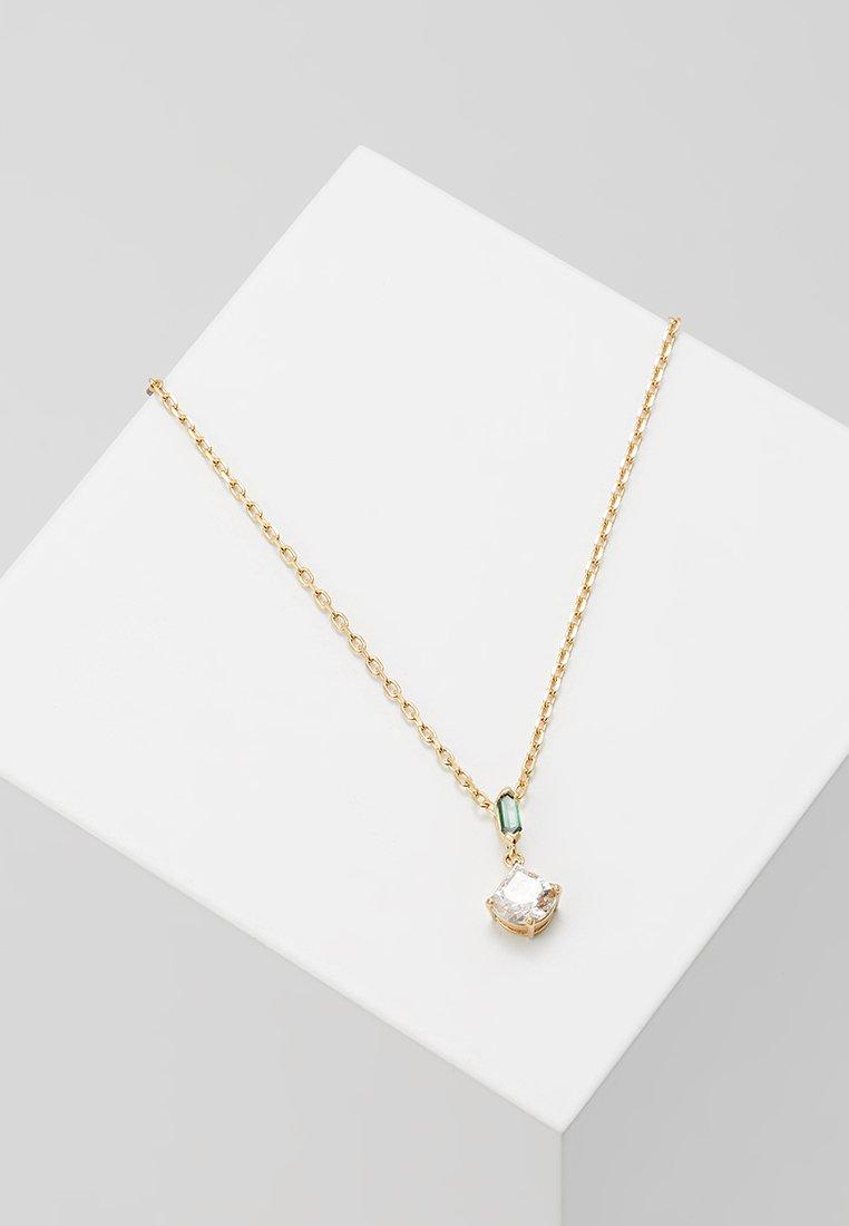 Swarovski - PENDANT  - Necklace - gold-coloured/green