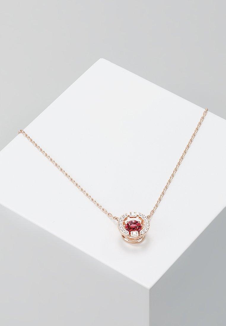 Swarovski - Necklace - red