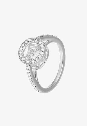 SPARKLING - Ring - white