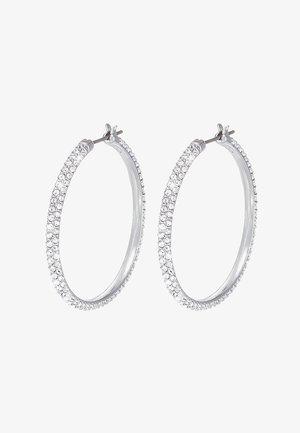 HOOP - Earrings - silver-coloured