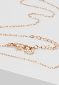 Swarovski - SUNSHINE NECKLACE - Necklace - rose gold-coloured/transparent - 2
