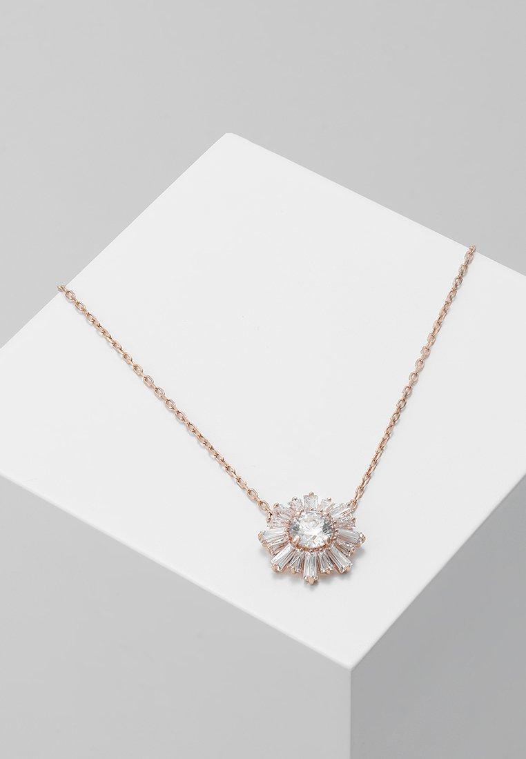 Swarovski - SUNSHINE PENDANT - Necklace - white