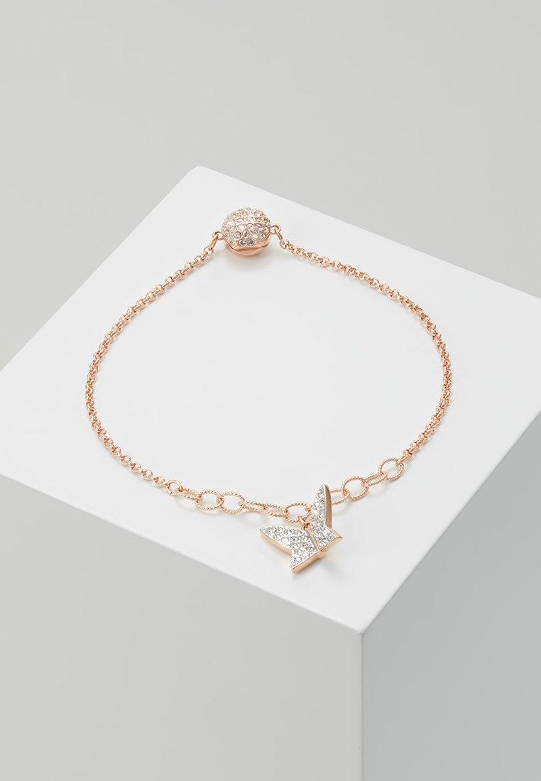 Swarovski - SWA REMIX STRAND LILIA - Bracelet - rosegold-coloured