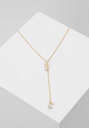 PLEASANT NECKLACE - Necklace - gold-coloured