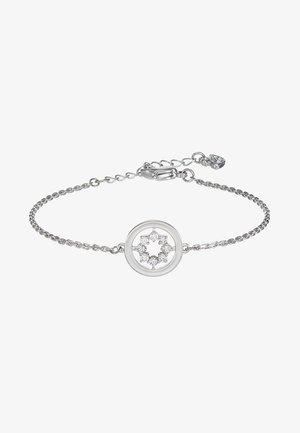 FURTHER BRACELET CIRCLE  - Náramek - silver-coloured