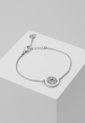 FURTHER BRACELET CIRCLE  - Bracciale - silver-coloured