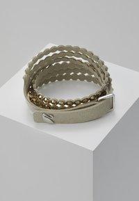 Swarovski - POWER BRACELET SLAKE - Armband - golden shadow - 2