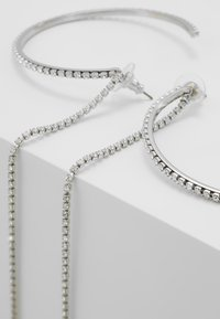 Swarovski - FIT HOOP LARGE - Earrings - crystal - 5