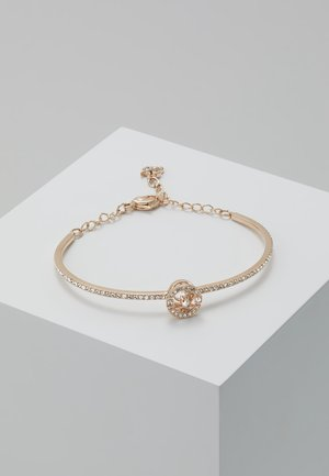 SPARKLING BANGLE ROUND  - Armband - rosegold-coloured