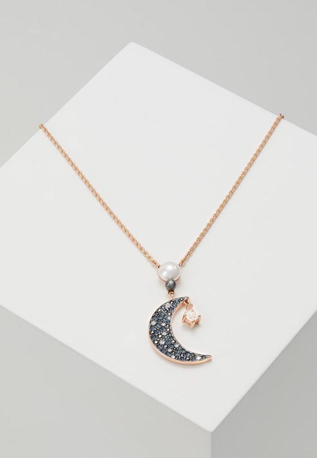 SYMBOL PENDANT - Necklace - dark multi