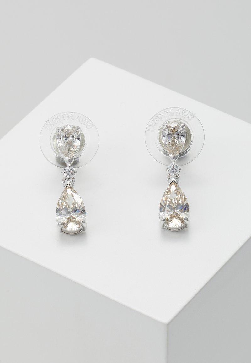 Swarovski - PALACE DROP - Earrings - white
