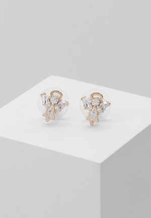 MAGIC STUD - Earrings - white